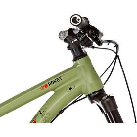 "Ghost Roket 5.7 AL 27,5+"", army green/night black/riot red"
